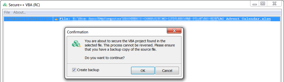 Secure++ VBA for Office