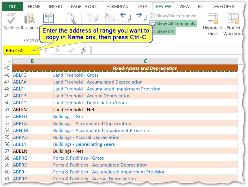 Excel Protection Myths Busted - Spreadsheet1 - Excel Data Analytics