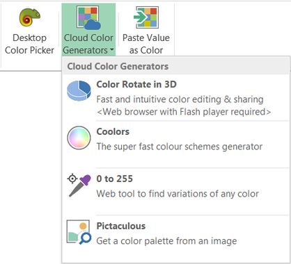 cloud color generators