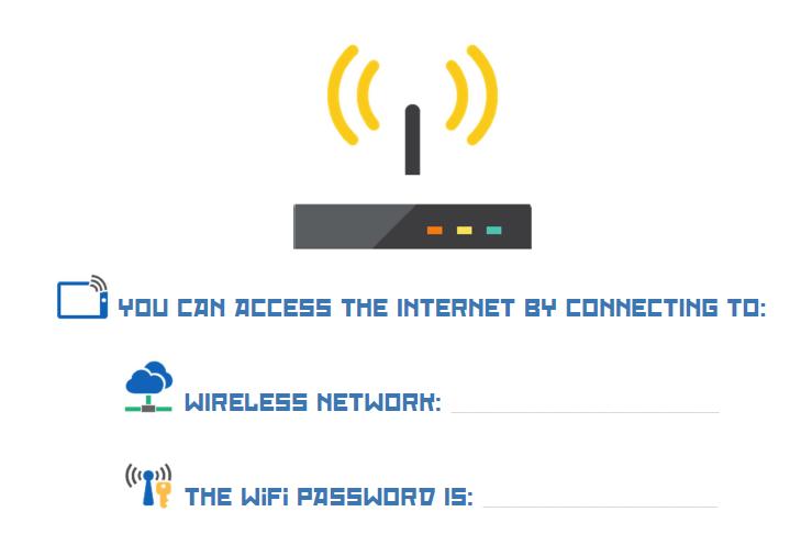 password template