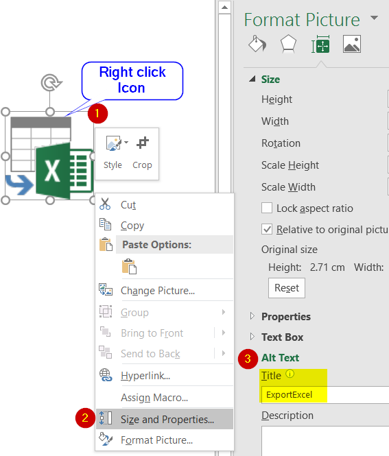 How To Use Cool Icons in Excel & PowerPoint