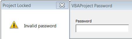 VBA Codenames